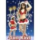 【サンタクロース コスプレ 衣装】☆クリスマスサンタ・ショートドレス S303☆ - 縮小画像1