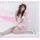 コスプレ ゴスロリ系メイド服7点セット・ピンク - 縮小画像3