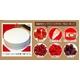 【賞味期限2月28日まで 2010年クリスマス仕様】訳ありオリジナルのクリスマスケーキが作れちゃう 手作りケーキセット - 縮小画像3
