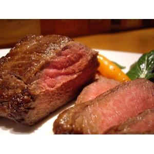 赤城和牛うちモモ肉(A4)のローストビーフ 500g - 拡大画像