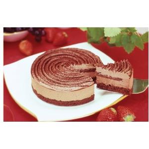 ケーキマニア チョコレートムース5号ホール - 拡大画像