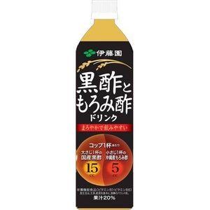 伊藤園 黒酢ともろみ酢900ml×24本セット - 拡大画像