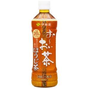 伊藤園 お〜いお茶ほうじ茶500ml×48本セット - 拡大画像
