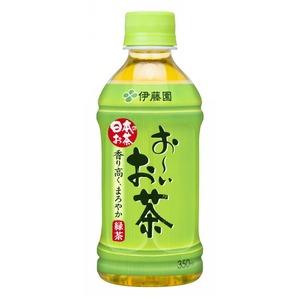 【まとめ買い】伊藤園 おーいお茶 ペットボトル 350ml 48本セット - 拡大画像