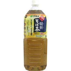 伊藤園 そば茶2L×12本セット - 拡大画像
