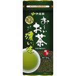 【ケース販売】伊藤園 お〜いお茶 濃い味緑茶【100g×10本セット】 まとめ買い