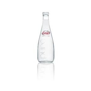 evian(エビアン) 330ml瓶×20本入り 1セット 【ミネラルウォーター】 - 拡大画像