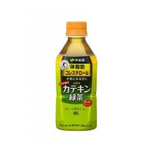 伊藤園 2つの働き カテキン緑茶 HOT 350ml×48本 【特定保健用食品】 - 拡大画像