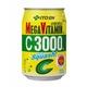 伊藤園 メガビタミン C3000 スカッシュ M缶 280ml×72本セット - 縮小画像1