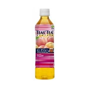 伊藤園 TEAS'TEA ピーチティー 500ml×48本セット - 拡大画像