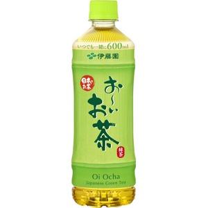 【ケース販売】伊藤園 PETお〜いお茶緑茶525ml 【×48本セット】 - 拡大画像