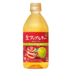 【まとめ買い】伊藤園 TEAs'TEA 生アップルティーPET500ml 【×48本セット】 - 拡大画像