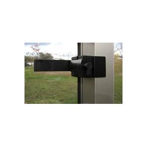 多機能補助錠 まもり〜の スタンダードタイプ S-01-B 3個セット - 拡大画像