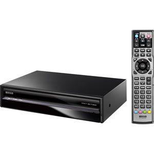 I・O DATA地上・BS・110度CSデジタルハイビジョンチューナー 録画機能・ハイビジョン出力端子搭載モデル[ HVT-BCT300 ] - 拡大画像
