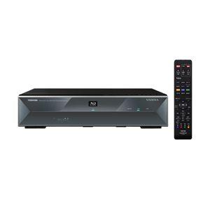 東芝 1TB HDD搭載 VHSビデオ一体型ブルーレイレコーダー TOSHIBA VARDIA ヴァルディア[ D-BW1005K ] - 拡大画像