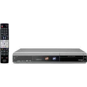 シャープ250GB HDD搭載DVDレコーダー SHARP AQUOS アクオス[ DV-AC82 ] - 拡大画像
