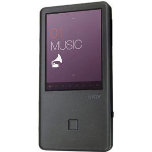 iRiver デジタルオーディオプレーヤー E150 8GB ブラック ダイレクト録音対応 iriver E150[ E150-8GB-BLK ] - 拡大画像