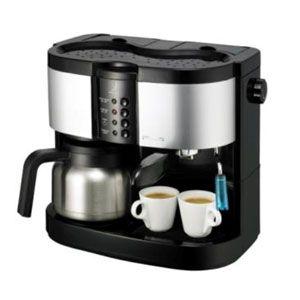 デバイスタイル ハイブリッド エスプレッソ コーヒーメーカー deviceSTYLE Brunopasso[ HA-W90S ] - 拡大画像