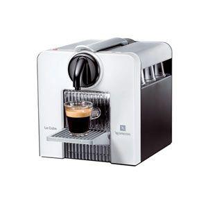 ネスレ ネスプレッソコーヒーメーカー Nespresso Le Cube (ル・キューブ)[ C180W ] - 拡大画像