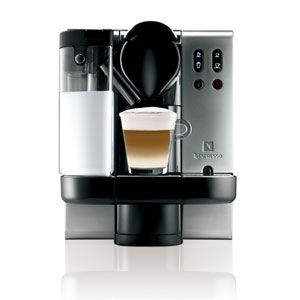 ネスレ ネスプレッソコーヒーメーカー Nespresso Lattissima(ラティシマ)[ F320CH ] - 拡大画像