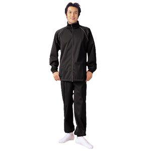 銀&チタン発汗フィットネススーツ メンズ【サイズ:L】 [ Dキ0243 ] - 拡大画像