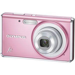 オリンパス デジタルカメラ(ピンク) OLYMPUS FE-4020[ FE-4020-PNK ] - 拡大画像
