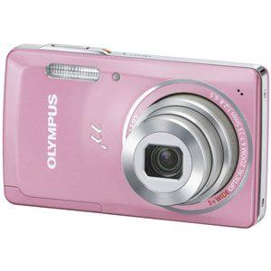 オリンパス デジタルカメラ(ピンク) OLYMPUS μ(ミュー)5010[ ミユ-5010-PNK ] - 拡大画像