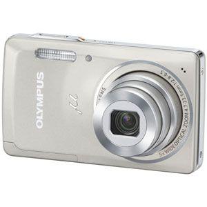 オリンパス デジタルカメラ(チタニウムシルバー) OLYMPUS μ(ミュー)5010[ ミユ-5010-SLV ] - 拡大画像