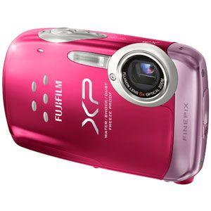 フジフィルム デジタルカメラ(ピンク) FUJIFILM FinePix(ファインピックス) XP10[ FFX-XP10-P ] - 拡大画像