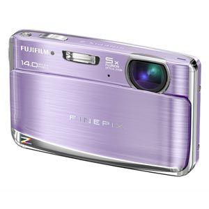 フジフィルム 【8月上旬発売】デジタルカメラ(ラベンダー) [ FFX-Z80-LV ] - 拡大画像