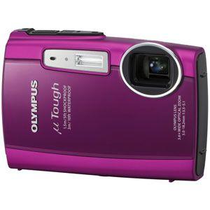 オリンパス デジタルカメラ(ピンク) OLYMPUS μ(ミュー)TOUGH 3000[ ミユ-TOUGH3000-PNK ] - 拡大画像