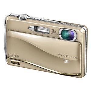 フジフィルム 【8月上旬発売】デジタルカメラ(ゴールド) [ FFX-Z800EXR-G ] - 拡大画像