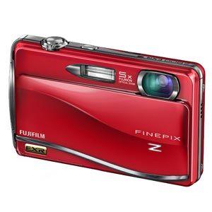 フジフィルム 【8月上旬発売】デジタルカメラ(レッド) [ FFX-Z800EXR-R ] - 拡大画像