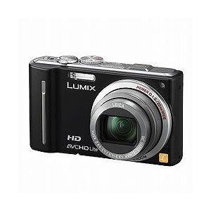 Panasonic デジタルカメラ(ブラック) Panasonic Lumix(ルミックス)TZ10[ DMC-TZ10-K ] - 拡大画像