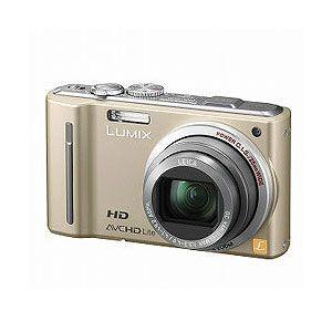 Panasonic デジタルカメラ(ゴールド) Panasonic Lumix(ルミックス)TZ10[ DMC-TZ10-N ] - 拡大画像