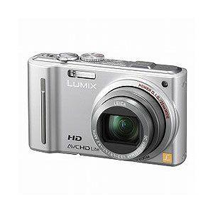 Panasonic デジタルカメラ(シルバー) Panasonic Lumix(ルミックス)TZ10[ DMC-TZ10-S ] - 拡大画像