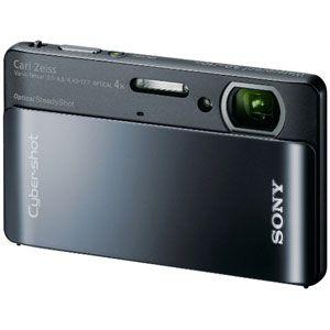 ソニー デジタルカメラ(ブラック) SONY Cyber shot(サイバーショット)TX5[ DSC-TX5-B ] - 拡大画像
