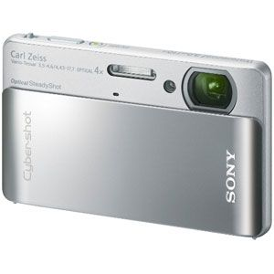 ソニー デジタルカメラ(シルバー) SONY Cyber shot(サイバーショット)TX5[ DSC-TX5-S ] - 拡大画像