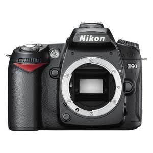 Nikon(ニコン) デジタル一眼レフカメラ ニコンD90(ボディ) - 拡大画像