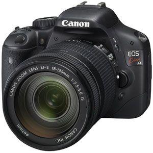キヤノン デジタル一眼レフカメラ(EF-S18-135 IS レンズキット) CANON EOS KISS X4[ KISSX4-18135IS ] - 拡大画像