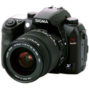 SIGMA デジタル一眼レフカメラ レンズキット SD15 スターティングキット[ SD15&18-50DC OS KIT ] - 拡大画像