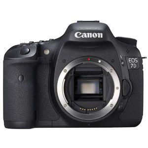キヤノン デジタル一眼レフカメラ(ボディ) EOS7D CANON EOS 7D[ EOS7D ] - 拡大画像