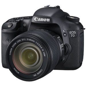 キヤノン デジタル一眼レフカメラ EOS7D(EF?S15?85 IS U レンズキット) CANON EOS 7D[ EOS7D1585ISLK ] - 拡大画像