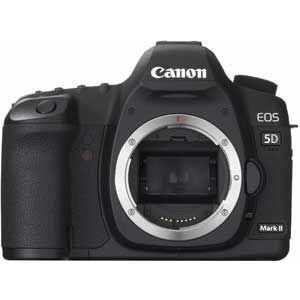 キヤノン CANON デジタル一眼レフカメラ キヤノンEOS5DMK2(ボディ) [ EOS5DMK2 ] - 拡大画像