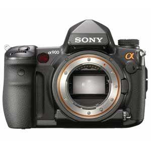 ソニー SONY デジタル一眼レフカメラ ソニーα900「アルファ900」ボディ [ DSLRA900 ] - 拡大画像
