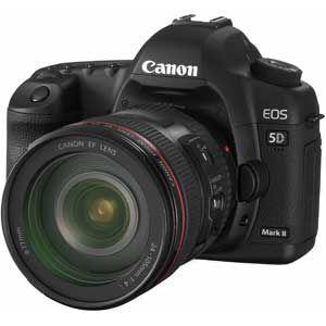 キヤノン CANON デジタル一眼レフカメラ キヤノンEOS5DMK2(EF24-105L IS U レンズキット) [ EOS5DMK2LK ] - 拡大画像