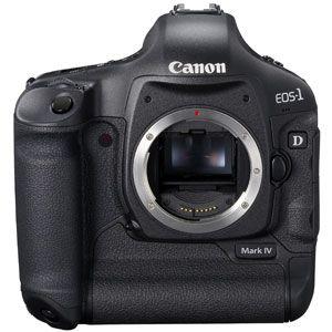 キヤノン デジタル一眼レフカメラ(ボディ) CANON EOS 1D Mark IV[ EOS-1DMK4 ] - 拡大画像