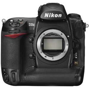 Nikon(ニコン) デジタル一眼レフカメラ ニコン D3X - 拡大画像