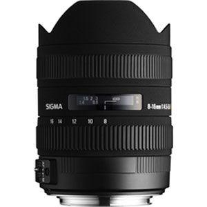SIGMA 8-16mm F4.5-5.6 DC HSM ニコンマウント用 [ 8-16MMF4.5-5.6 DC NA ] - 拡大画像