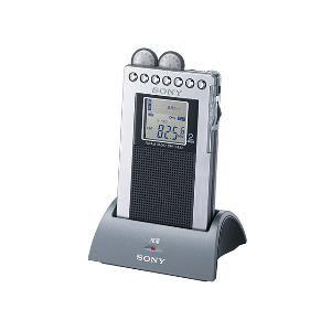 ソニー FMステレオ/AM PLL シンセサイザーラジオ [ SRF-R433-S ] - 拡大画像